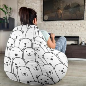 Кресло-мешок «Белые медведи», 199 руб.
