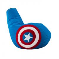 Кресло груша Капитан Америка купить в Минске и Беларуси (1)