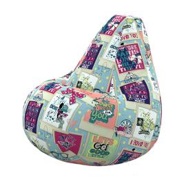 Кресло мешок Дрим из терможаккарда купить в Минске и Беларуси