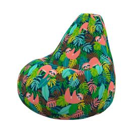 Кресло мешок Ленни из терможаккарда купить в Минске и Беларуси