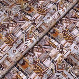 Кресло мешок Наска Браун (велюр)