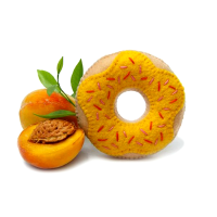 Подушка для сидения Donut Персик купить в Минске и Беларуси